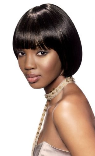 Wig fashion- Vogue Bob with Fringe